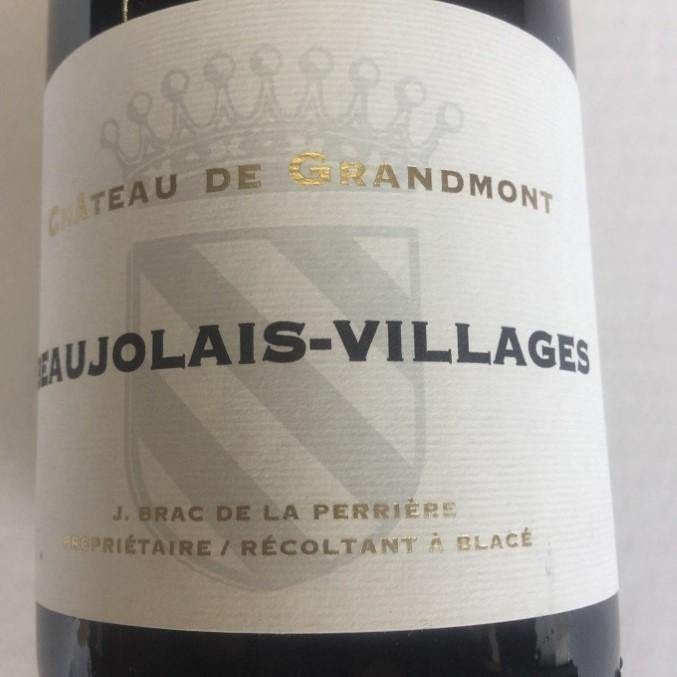 Beaujolais Villages Chateau de Grandmont 2016