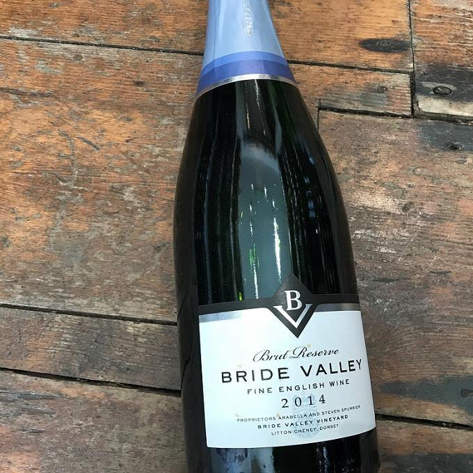 Bride Valley Sparkling 2014