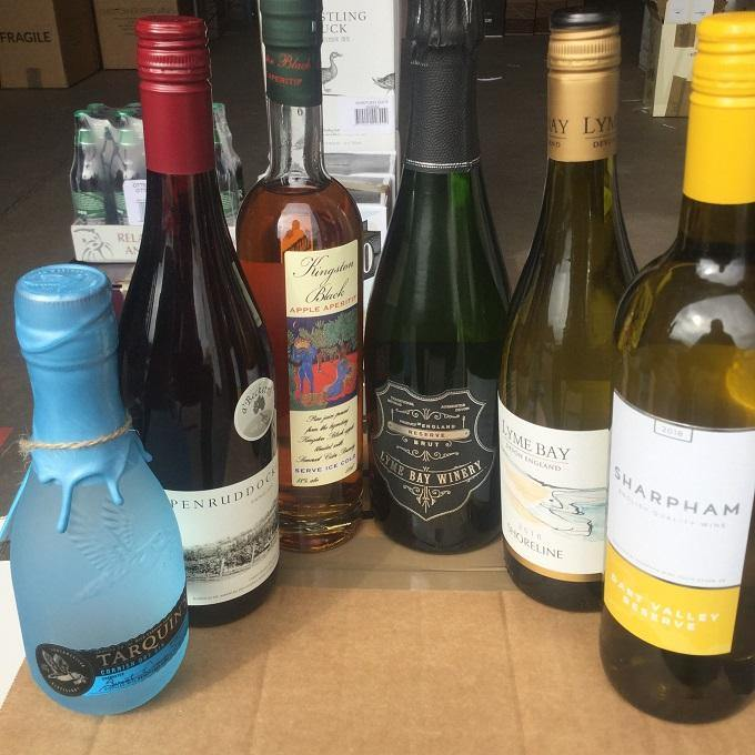 Very Best of the West Case, Wine & Spirits
