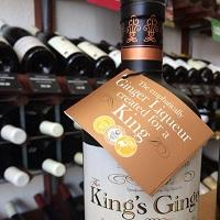 The King's Ginger Liqueur
