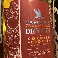 Tarquin's Handcrafted Cornish Crocus Gin 70Cl - 42% Abv