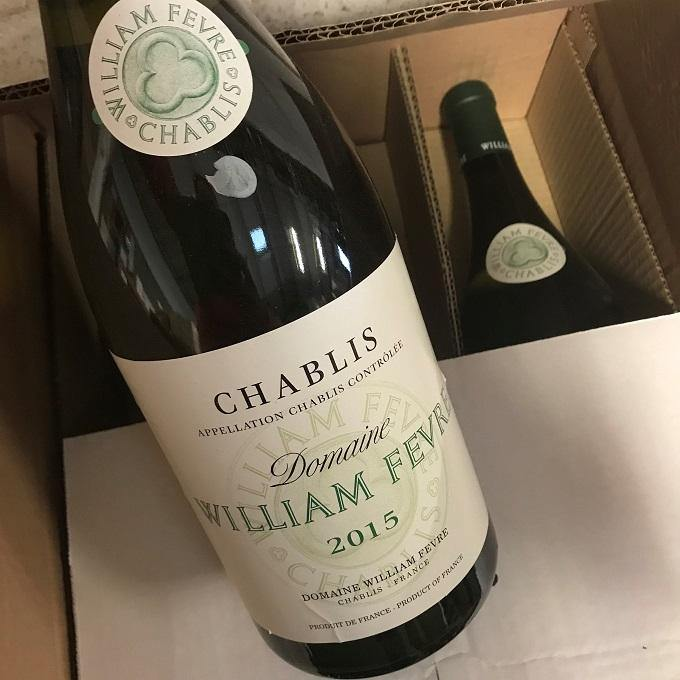 Magnum: Chablis 2015, William Fevre
