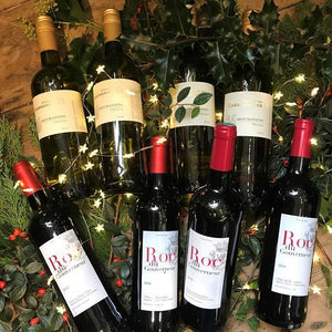 Christmas French Mixed Case - 12 Bottles