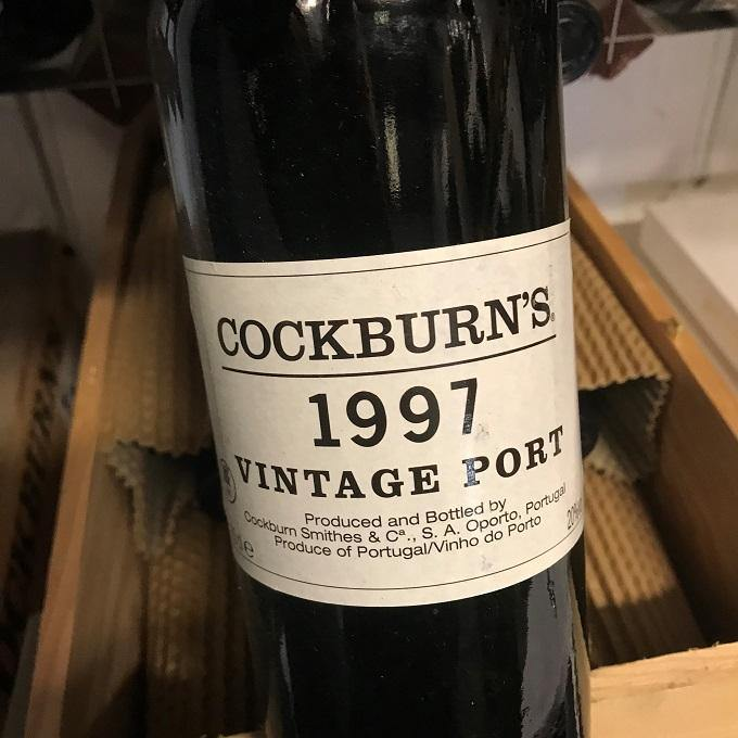 Cockburn Vintage Port 1997