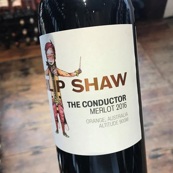 The Conductor Merlot 2016