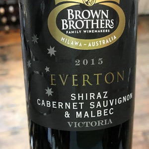 Everton Red 2015, Brown Brothers