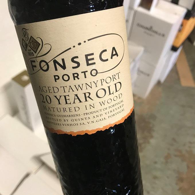 Fonseca 20 Year Old Rich Tawny