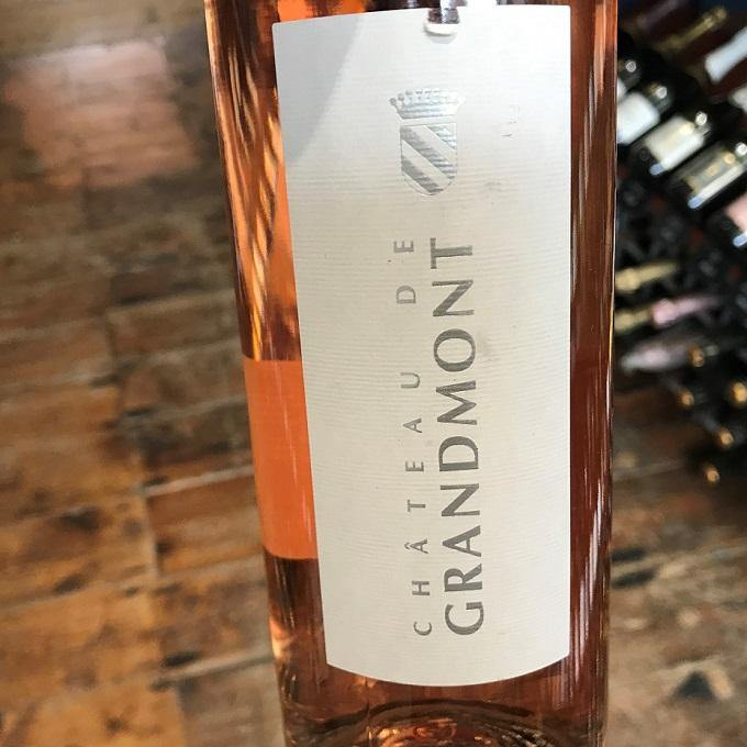 Beaujolais Rose 2016, Chateau de Grandmont