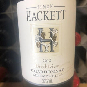 Half Bottle: Hackett Chardonnay 2013