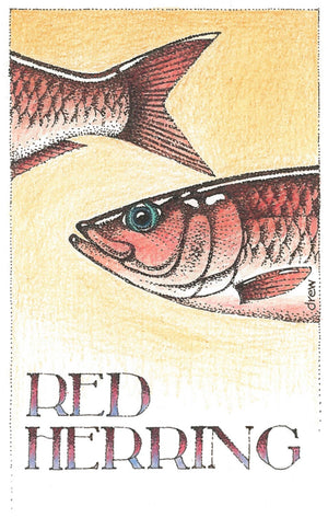 Red Herring Shiraz/Cabernet Sauvignon