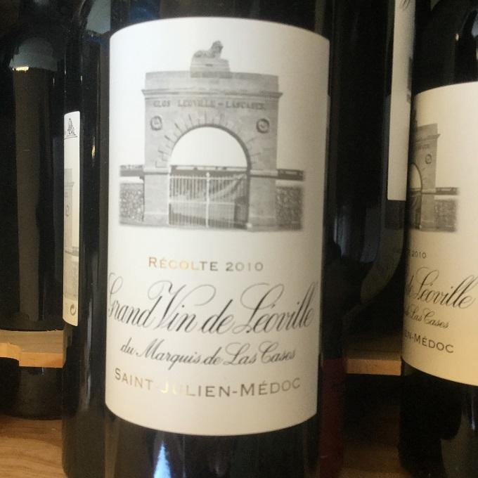 NEW: Château Leoville Las Cases 2010