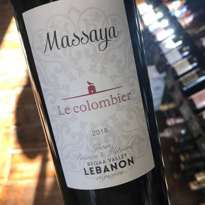 Massaya Le Colombier 2018