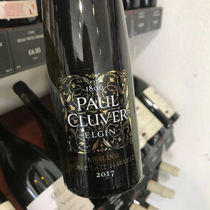 Half Bottle: Paul Cluver Noble Riesling 2017
