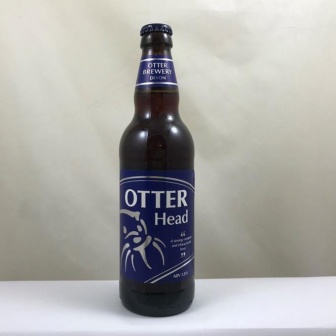 500Ml: Otter Head
