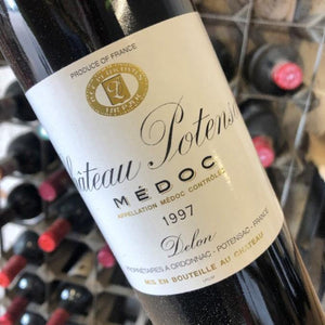 Chateau Potensac 1997, Medoc