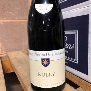 Rully Rouge 2017, Dom. Dureuil Janthial