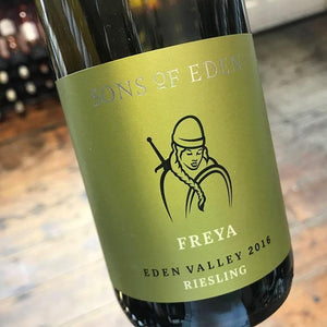 Sons of Eden 'Freya' Riesling 2016