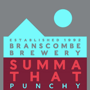 500ml: Summa That Pale Ale, Branscombe Brewery