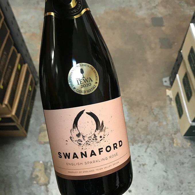 Swanaford Estate Sparkling Rosé 2018