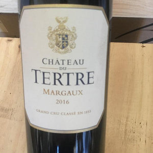 NEW: Chateau Du Tertre 2016, Margaux