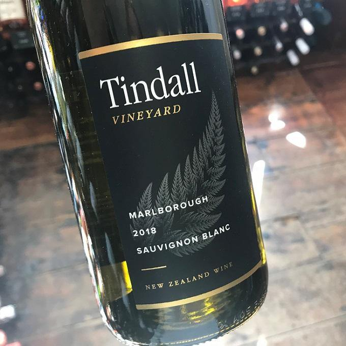 Tindall Sauvignon Blanc Marlborough 2019