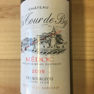 NEW: Chateau La Tour De By 2005