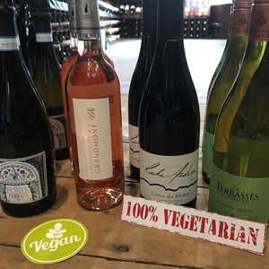 Vegan Mixed Case (French with Italian Bubbles)