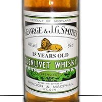 Smith's Glenlivet 15 Year Old