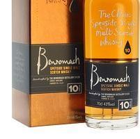Benromach 10 Year Old Speyside - 43% Abv