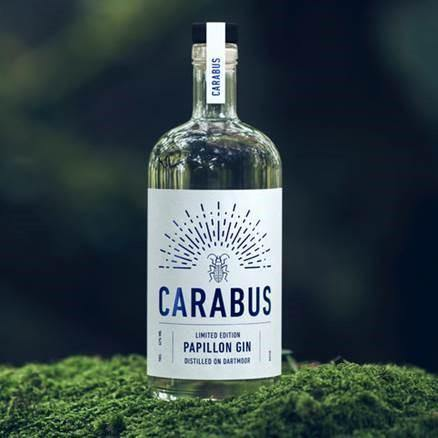 Carabus, Limited Edition Papillon Gin