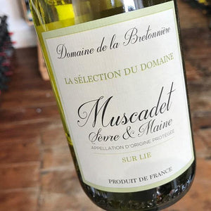 Half Bottle: Selection du Domaine Muscadet 2018