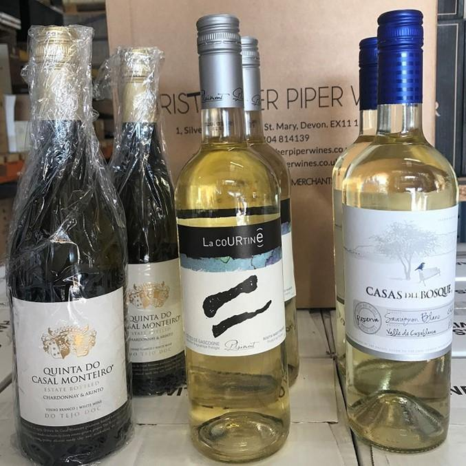 NEW: Autumn Mixed White Wines