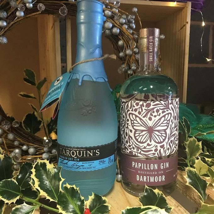 A Pair of Gins for Christmas