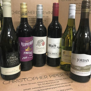 NEW: Classic South African Wines (6 Bottles)