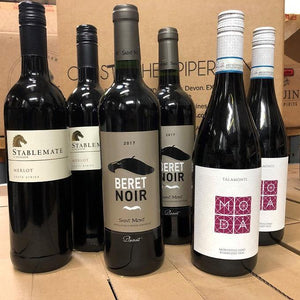 NEW: Winter Red Wines (6 Bottles)