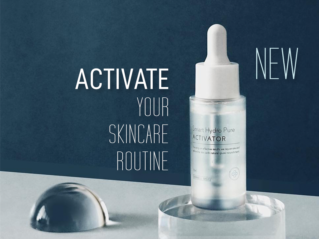 ACTIVATE your favourite skincare for firmer & smoother skin!