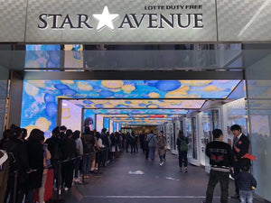 DERMABELL just arrived at the LOTTE Duty-Free Store @ Star Avenue