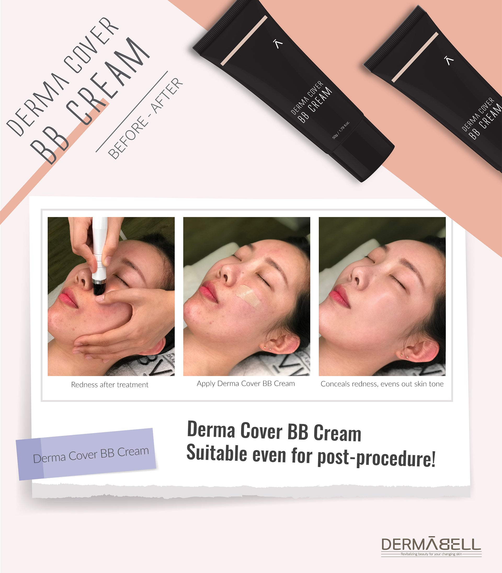 DERMABELL Derma Cover BB Cream