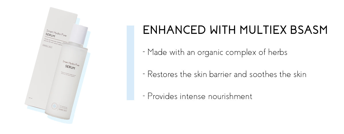 NEW from Dermabell | Smart Hydro Pure Line | Our newest skincare series | Formulated for sensitive skin