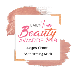 Daily Vanity Award | Best Firming Anti-Ageing Mask