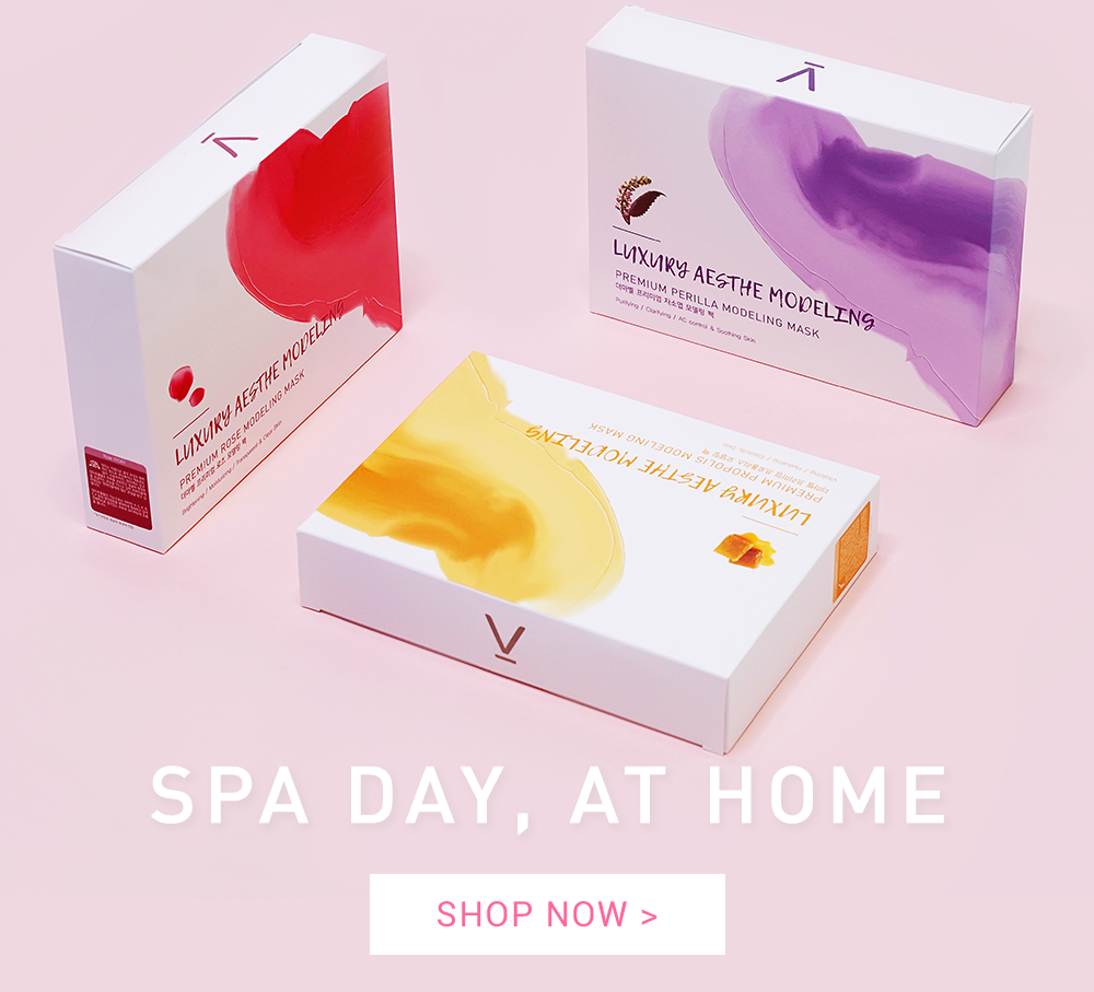 Dermabell Premium Modeling Mask: Spa day, at home