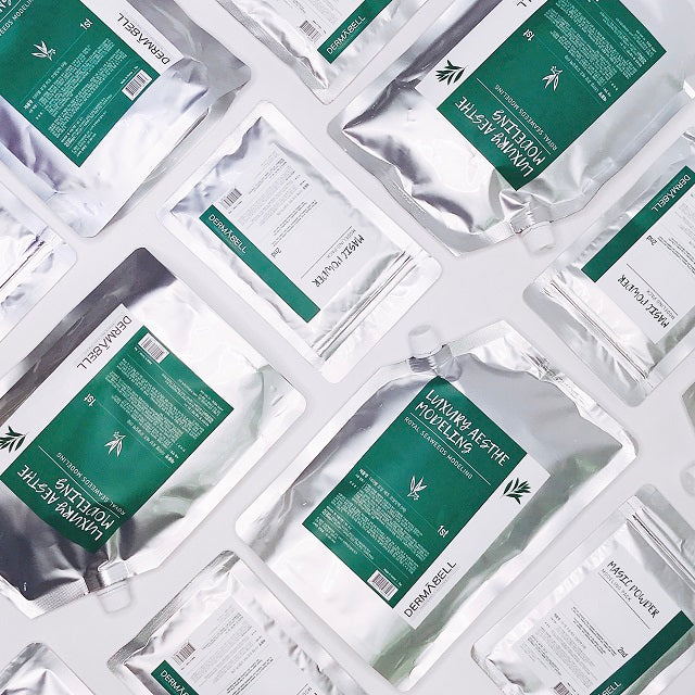 Royal Seaweed Modeling Gel Mask Modeling Gel Masks by DERMABELL PRO. Kbeauty. Cosmeceutical.