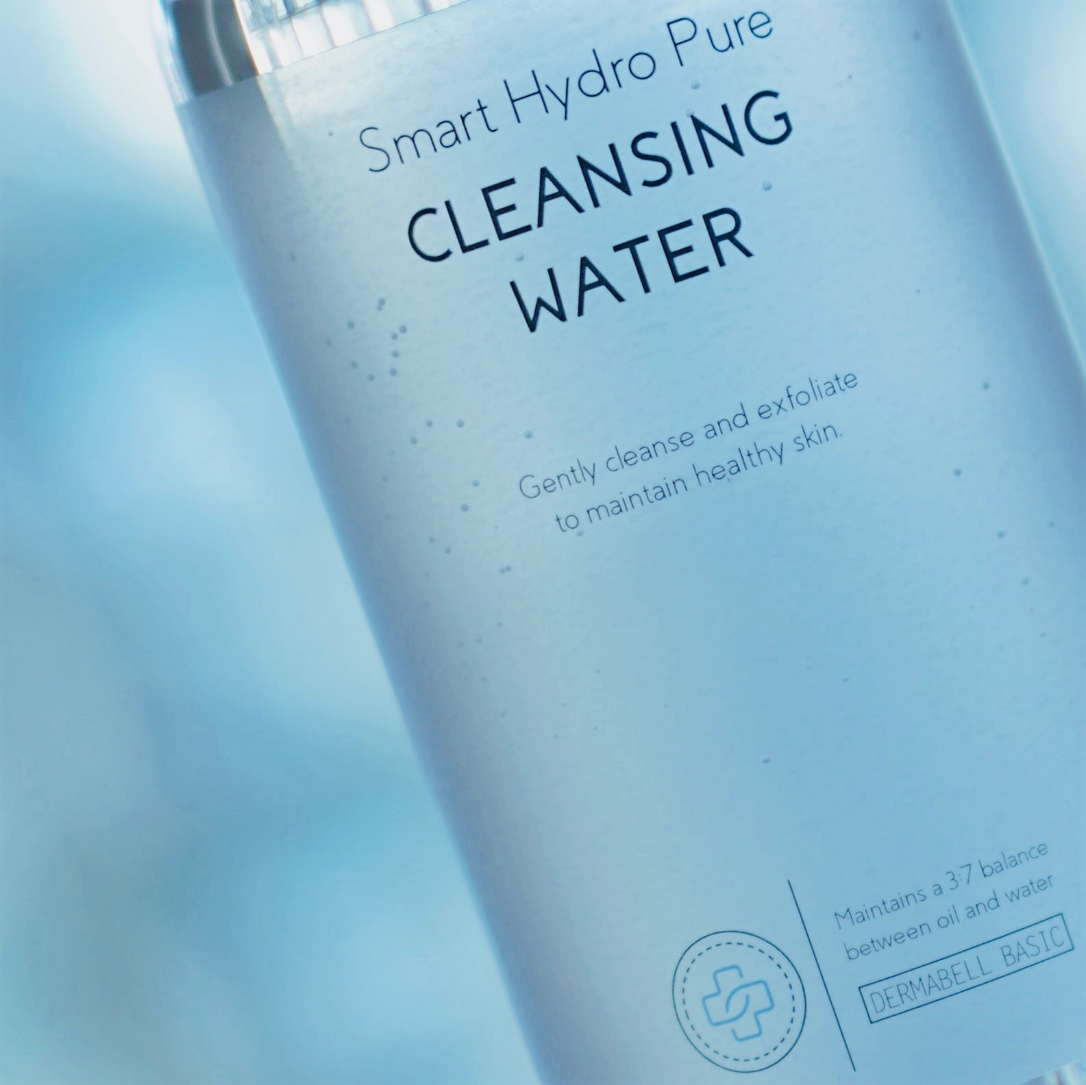 Smart Hydro Pure Cleansing Water Cleansing Water by Dermabell Basic