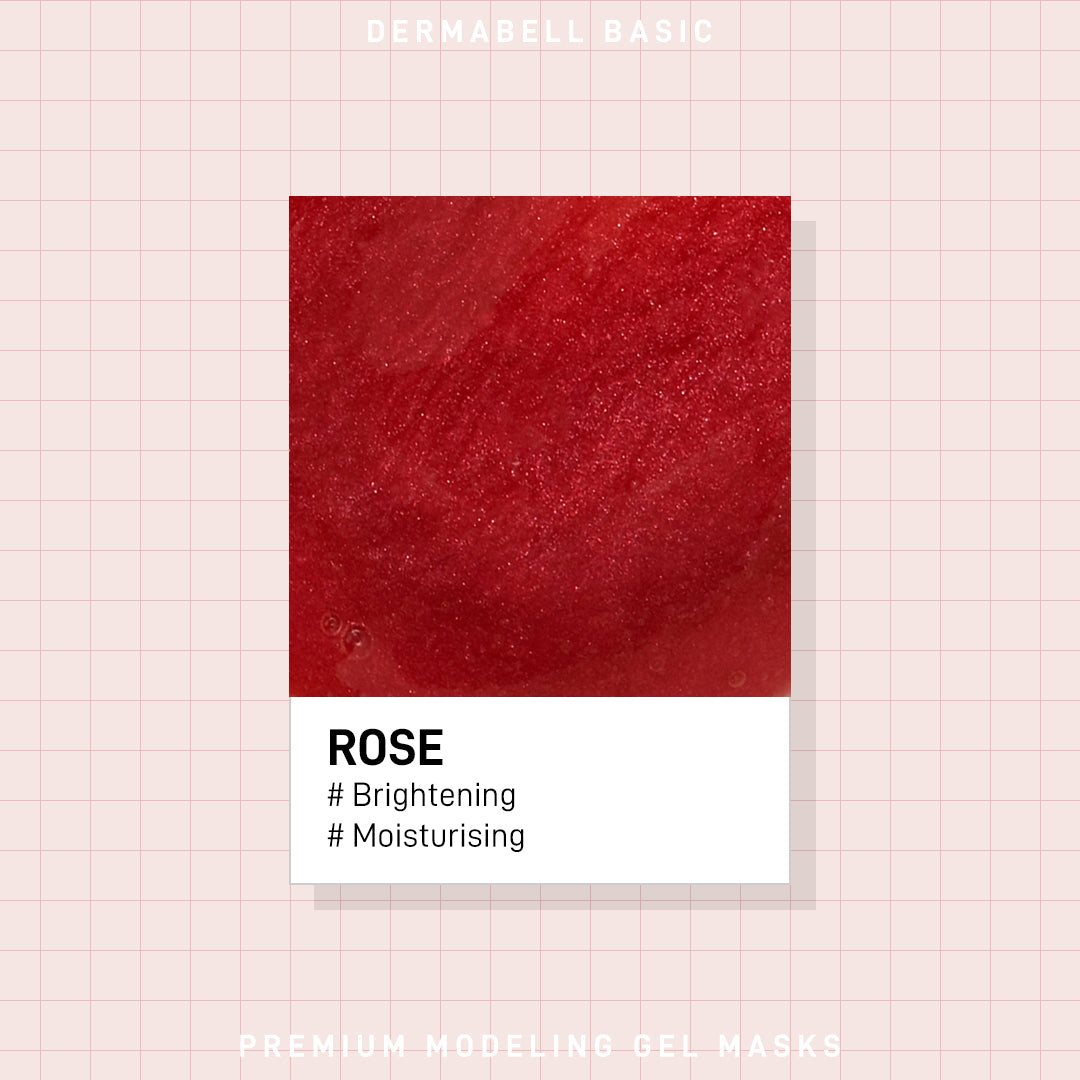 Premium Rose Modeling Gel Mask