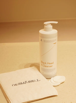 Black Head Softening Solution (Blackhead X Cleanser) Blackhead Remover by DERMABELL PRO