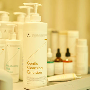 Gentle Milky Soft Cleanser (Gentle Cleansing Emulsion) Cleansing Milk by DERMABELL PRO