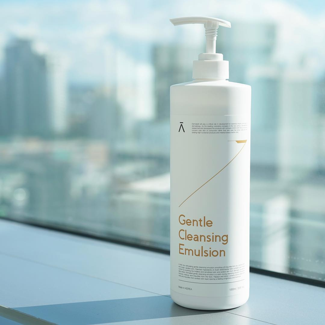 Gentle Cleansing Emulsion Cleansing Milk by DERMABELL PRO