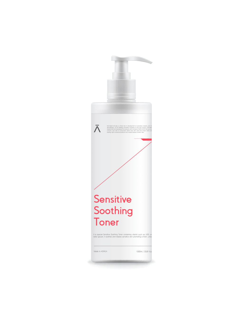 Sensitive Soothing Toner (Sensitive Toning Lotion) Toner by DERMABELL PRO