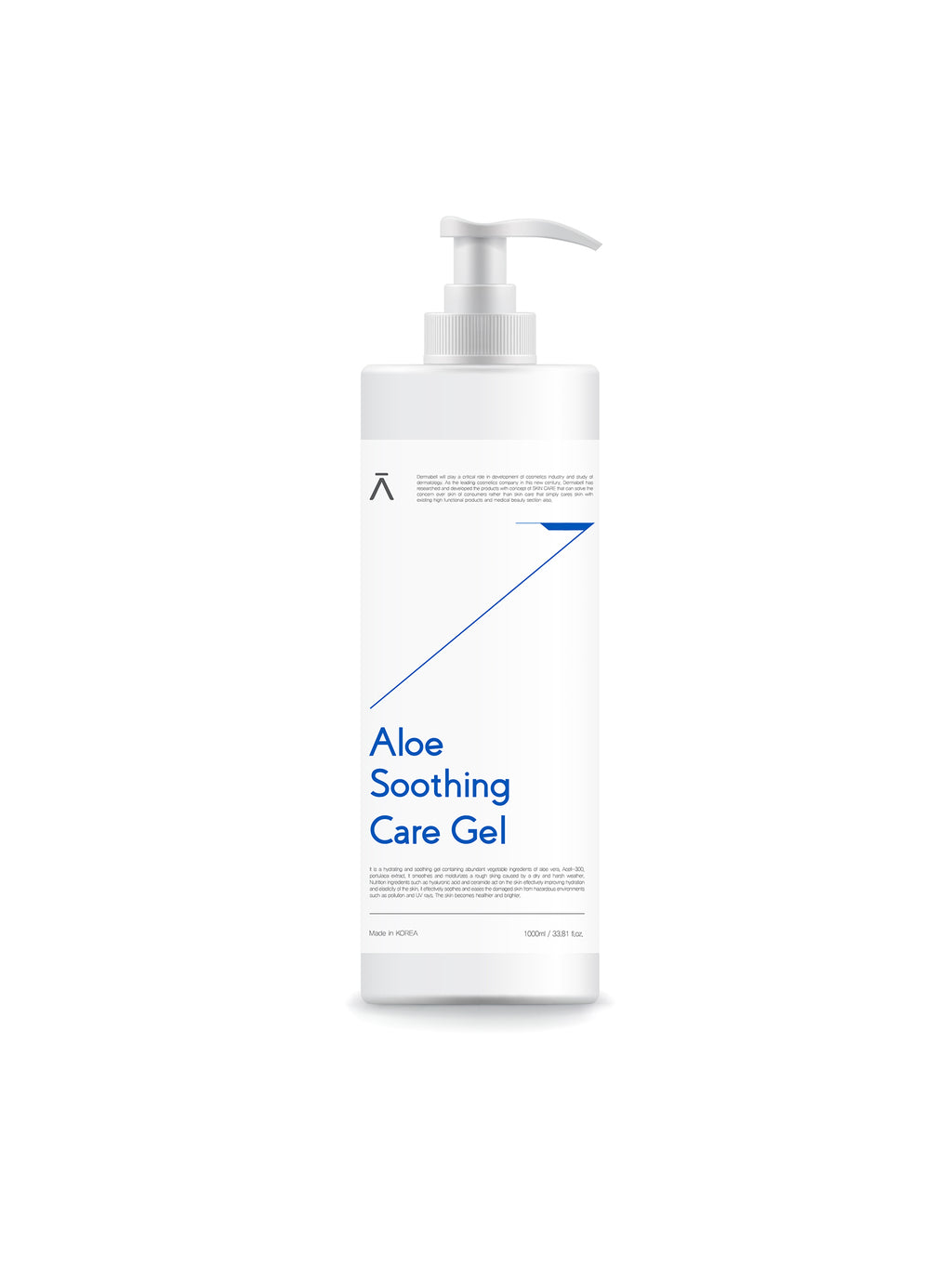 Aloe Soothing Care Gel (Aloe Perfect Cure Gel) Aloe Vera Gel by DERMABELL PRO
