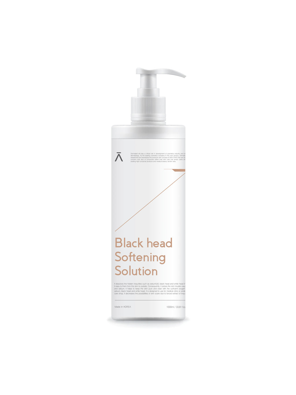 Black Head Softening Solution (Blackhead X Cleanser)